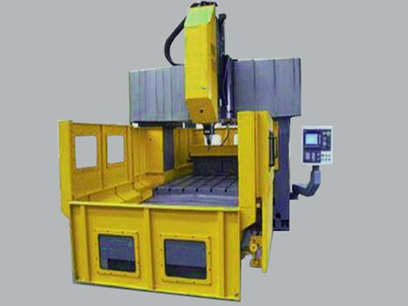 GZG3020型工作台移动式数控平面钻床