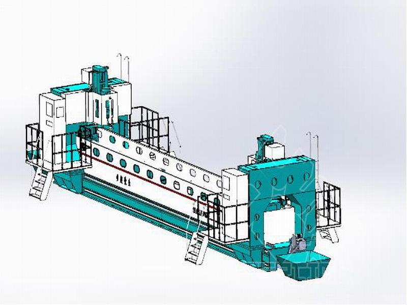 JXZ0515/3型数控集箱钻床
