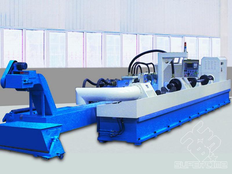 ST2590型缸筒卧式数控镗孔滚压机