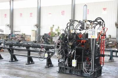 JX0808型数控角钢生产线