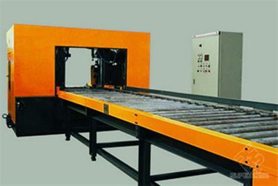 SX1000型H型钢数控锁口铣床
