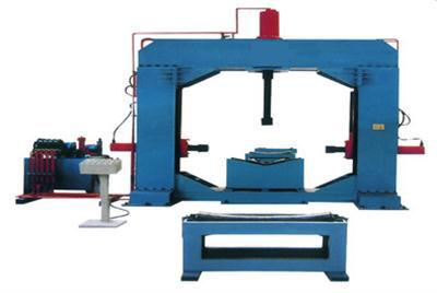 HF系列钢管合缝机
