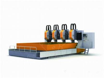 GZC系列龙门移动式高速数控平面钻床