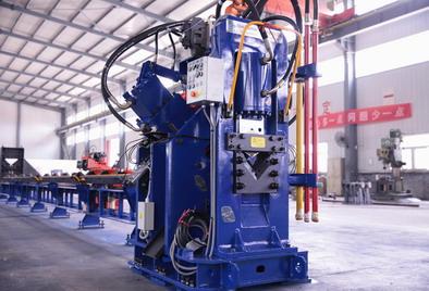 JX1412型数控角钢生产线