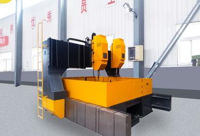 DZC4040/2型龙门移动式数控平面钻床