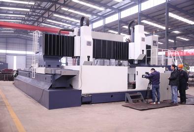 GZP系列龙门移动式高速数控平面钻床